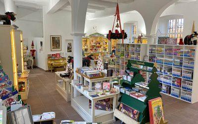 »Buchhaus am Markt« eröffnete Pop-Up-Store
