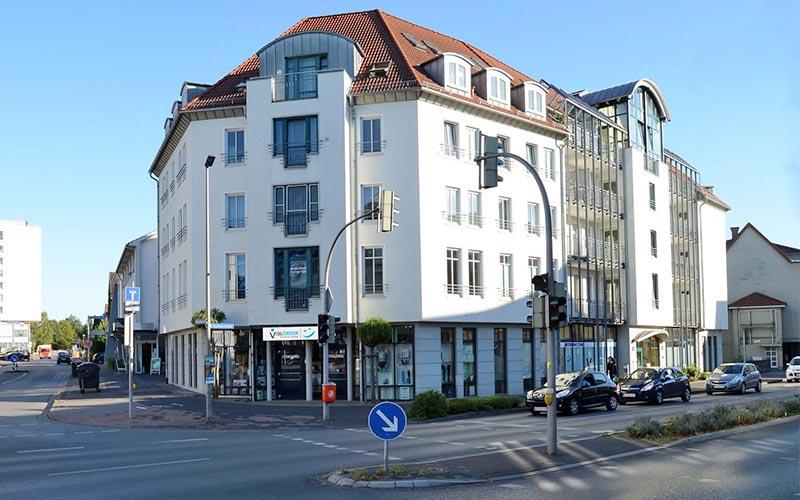 Analysezentrum nun an der Paulinenstraße