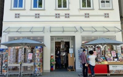 »Buchhaus am Markt« erstrahlt in neuem Glanz