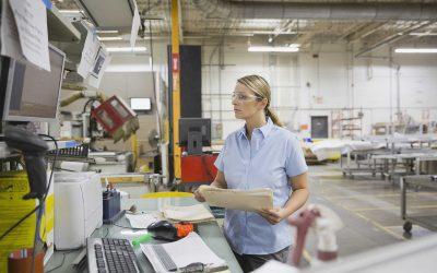 Stressfaktor Lärm am Arbeitsplatz